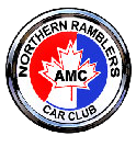 Northern Rambler Car Club Retina Logo